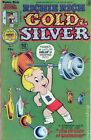 Richie Rich Gold and Silver #3 1976 VG- 3.5 Stock Image Low Grade image