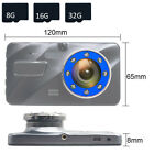 "1x Pro 4""Vehicle 1080P Car Dashboard DVR Camera Video Recorder G-Sensor Dash Cam"