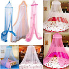 Kids Baby Bed Canopy Bed Lace Mosquito Net Curtain Bedding Dome Tent Room Decor image