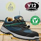 V12 Velocity Safety Boots Trainer Shoe Composite Metal Free Vegan Friendly V1950