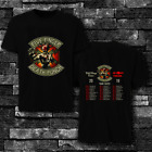 5Five 5Finger Death Punch with Three Days Grace TOUR DATES 2019 T-shirt ALL SIZE image