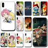 Fairy Tai lucy and natsu Japanese anime Hard Phone Cover Case for iPhone XS Max