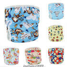 Kyпить Baby Toddler Cartoon Printed Cloth Diapers Reusable Nappy Washable Snap Nappy US на еВаy.соm