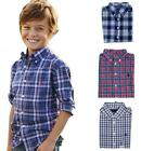 Polo Ralph Lauren Little Big Boys Plaid Cotton Poplin Shirt 2T-XL