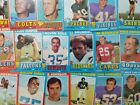 1971 Topps Football - Cards #1-263 - Set Break - Choose From The List $1.0 USD on eBay