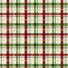 Kyпить Candy Cane Fabric R7663 Holiday Plaid Red Green Gold Quilt Shop Quality  на еВаy.соm