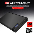 5000/10000mAh Power Bank Hidden WIFI Spy Camera DVR Recorder HD 1080P with 32GB