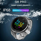 Sport Smart Watch Waterproof Blood Pressure Heart Rate Monitor for iOS Android image