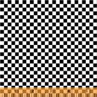 Monster Trucks Fabric #51270-1 White Check Race Car Flags Quilt Shop Quality for sale  Great Bend