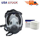 For 6800 Facepiece Respirator Full Face Painting Spraying Gas Mask USA SELLER