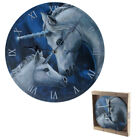 Lisa Parker Fantasy Quiet Decorative Wall Clock New