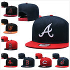 Adjustable Snapback Hat Hip Hop Baseball Cap Hats Plain Flat Mens Hat on Ebay