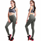 Damen Sport Yoga Gym Fitness Leggings Tights Jogginghose Leggins Trainingshosen