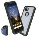 For Google Pixel 3a XL Shockproof Hybrid Soft Bumper Clear Armor Hard Case Cover