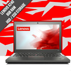"Lenovo Thinkpad X240 Core I5 1tb Hdd Ssd Windows 10 12.5"" Touchscreen Laptop Pc"