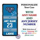 DETROIT LIONS FOOTBALL JERSEY PHONE CASE COVER FOR iPHONE SAMSUNG GOOGLE LG $19.98 USD on eBay