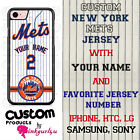 CUSTOMIZED NEW YORK METS BASEBALL PHONE CASE COVER FITS iPHONE SAMSUNG LG GOOGLE on Ebay