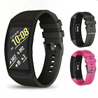 Silicone Strap Band For Samsung Gear Fit 2 / 2 Pro Watch Replacement Bracelet