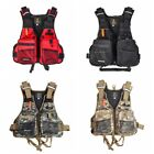 Outdoor Fly Fishing Life Vest Men Women Breathable Swimming Life Jacket Clothes