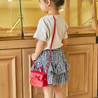 Baby Kids Girls Lovely Mini Messenger Bag Cute Bow Purse Handbag Shoulder Bag