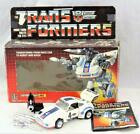 Transformers Original G1 1984 Autobot Car Jazz Complete W/ Box For Sale