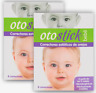 2x Otostick Baby Ear Corrector 8uts | Keeps Ear In Proper Position | Prosthesis
