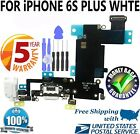 NEW Charging Port Charger Dock Mic Flex For iPhone 6 6S 7 8 X + Plus White Black