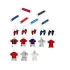OFFICIAL FOOTBALL CLUB - CAR HANGING ITEMS - Scarf Kit Boots - Decorations