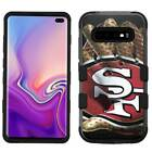 Football Team Glove Design Rugged Hybrid Armor Case for Samsung Galaxy S10 Plus $20.0 USD on eBay