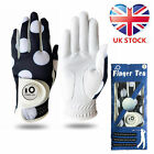 Ladies Golf Gloves Left Hand Right Leather All Weather Grip Lady Classic 1 Pc