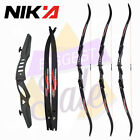 "60"" Archery Recurve Bow NIKA  Riser ILF CNC 17""  For Youth Shooting RH OR LH"