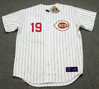 JOEY VOTTO Cincinnati Reds 1967 Majestic Throwback Home Baseball Jersey on Ebay