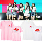 KPOP Red Velvet T-shirt Redmare Concert Tshirt Wendy Joy Casual Tee Tops image