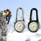 Sports Carabiner Clip on Belt Watches Fob Sports Watch for Doctors Hikers #YY2 image