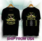 SNOOP DOGG Puff Puff Pass Part 2 Tour Dates 2019 Rap Hip Hop T-Shirt image