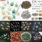 100pcs Metal Mixed Charm Bulk Pendant Jewelry Findings Diy Craft Accessories