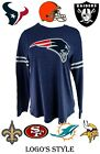 NFL Women's T-Shirts - Multiple Teams & Styles Available! $19.99 USD on eBay