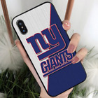 NEW YORK GIANTS NFL Phone Case Cover for iPhone X XS MAX XR 8 7 Plus - US SELLER $9.95 USD on eBay