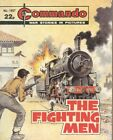 Commando War Stories in Pictures #1897 FN+ 6.5 1985 Stock Image image