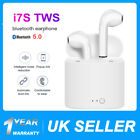 i7s TWS Wireless Bluetooth Earphone Headphones Earbud Headset Stereo For iPhone