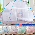 1.8m Foldable Automatic Installation Mosquito Net Yurt Canopy Pop Up Tent w/ Bag image