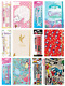 Licensed Character STATIONERY SET - A5 NOTEBOOK Novelty Xmas Birthday Gift Set