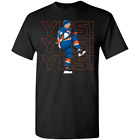Men's Anthony Beauvillier #18 New York Islanders Black T-shirt M-3XL $23.95 USD on eBay