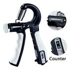 R-Shape Hand Grip Strengthener Gripper Finger Exerciser Therapy Forearm Trainer image