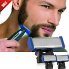 Shaver Trimmer Razor Replacement Head Blades + Brush Set For Micro Touch SOLO US $7.29 USD on eBay