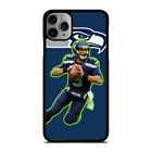 RUSSELL WILSON SEATTLE SEAHAWKS iPhone 6/6S 7 8 Plus X/XS Max XR 11 Pro Max Case $15.9 USD on eBay