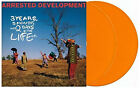 3 Years, 5 Months & 2 Days In The Life Of... Arrested Development Orange 2x LP