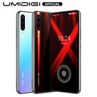 Umidigi X Smartphone Factory Unlocked 128gb 6.35'' In-screen Fingerprint Phones