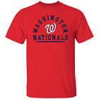Men's MLB Washington Nationals Rise to Victory Red T-Shirt S-5XL $18.95 USD on eBay