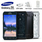 Unlocked Samsung Galaxy S6 Active G890 Grey White Blue Android Rugged Phone